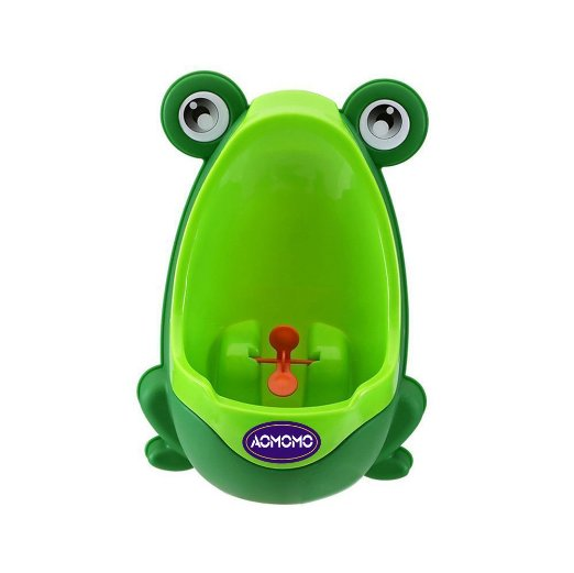 Lovely Frog Baby Toilet Training Children Potty Urinal Pee Trainer – Only $13.99!