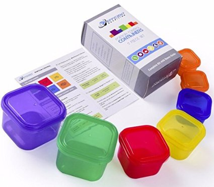 21- day Fix containers – meal prep, meal planning – only $9.75!!