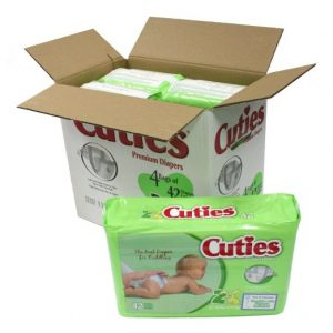 Amazon Rare Coupon For 8 Off Hot Cuties Diapers Big Packs 168
