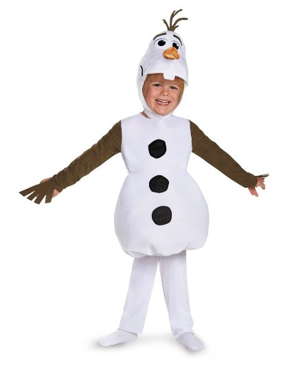 DRESS – UP! Olaf snowman costume and Pink Leopard Kitty Cat costume! Only $4-6!! Size 4-6