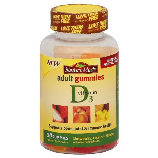 Amazon: Nature Made $3.00 off coupon!! Vitamin D3, Pre-natal & Melatonin as low as $1.56!!
