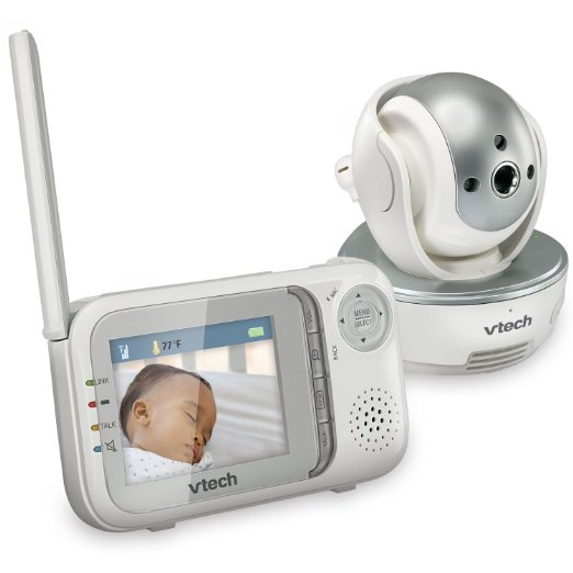 Amazon: Highly Rated -52% off!!  VTech Safe & Sound Video Baby Monitor with Night Vision