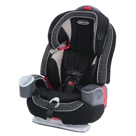 Highly Rated Graco Nautilus 65 LX 3-in-1 Harness Booster, Pierce  Only $132.94 (reg $170)