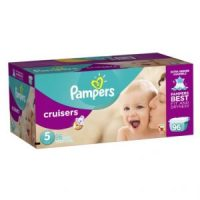 *NEW* COUPON -- 50% off Pampers BACK!!! STOCK UP Diaper Prices!