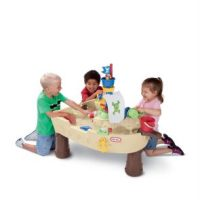 Amazon: Lowest price in 3 years! Little Tikes Anchors Away Pirate Ship Water Table!!