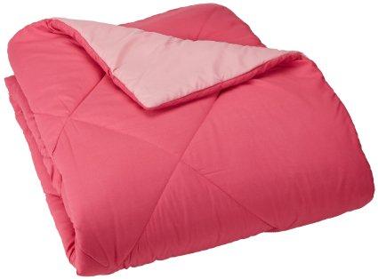 AmazonBasics Reversible Microfiber Comforter – Full/Queen – only $24.99!