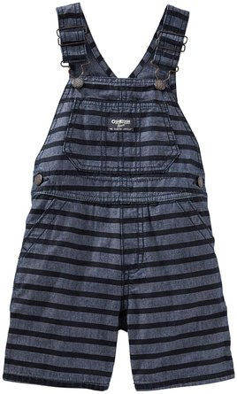 Amazon: 50% off OshKosh B'gosh Shortall sizes 2T – 5T!! Only $16 (reg. $32)