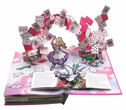BEST PRICE: Alice's Adventures in Wonderland: A Pop-up Hardcover – $10.87 (reg. $30)
