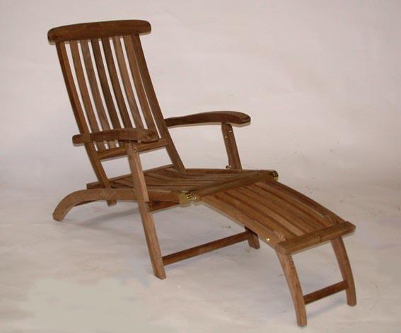 teak steamer chair restoration hardware contemporary klismos usa