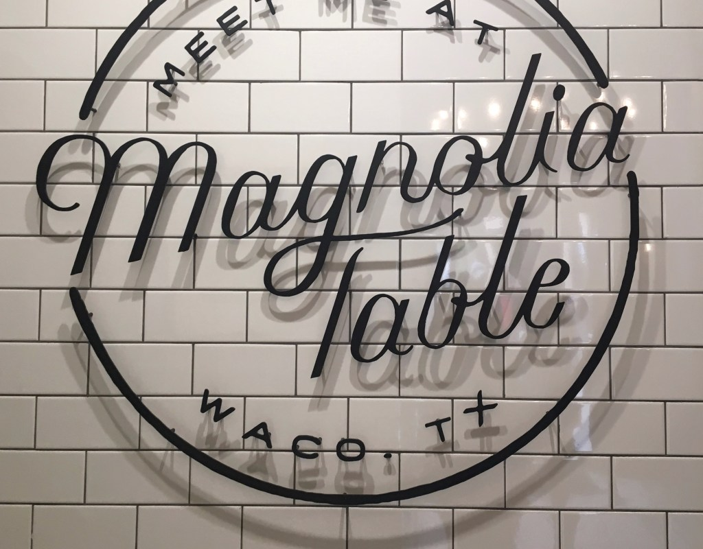 Waco Weekend, Girls Trip, Magnolia Market, Magnolia Table