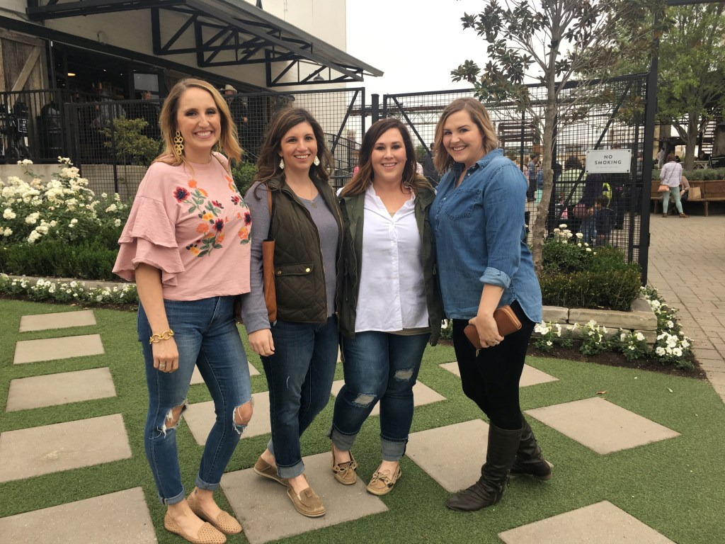 Waco Weekend, Girls Trip, Magnolia Market, Shopping, Magnolia Silos