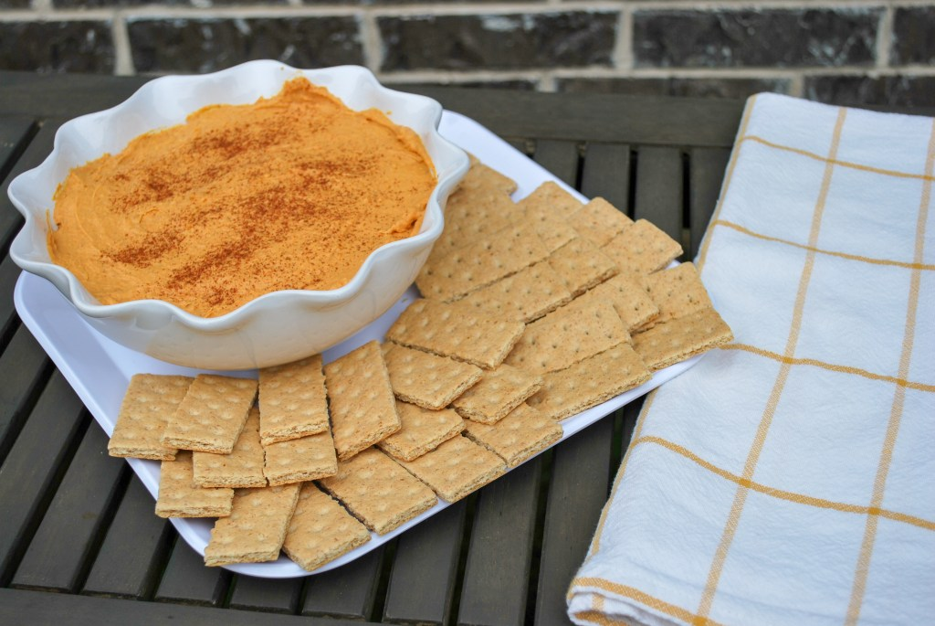 Fall Pumpkin Dip, Fall Recipe, Appetizer, Party Food