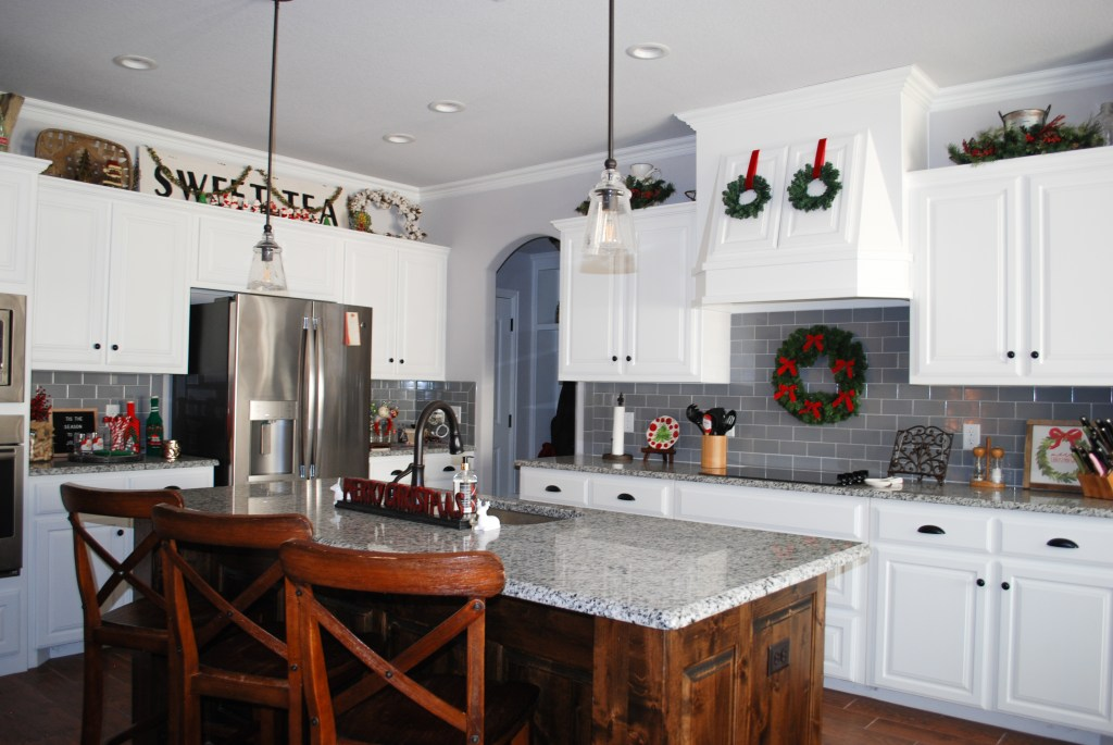 Christmas Decor, Home Tour, Farmhouse Christmas