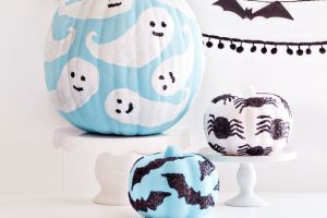 10 Favorite Painted Pumpkin Ideas