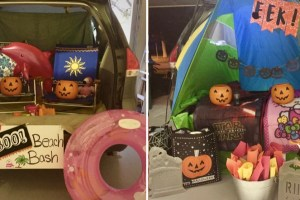 Trunk-Or-Treat Ideas For Halloween