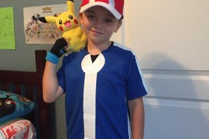 DIY Pokemon Halloween Costume For Just $20