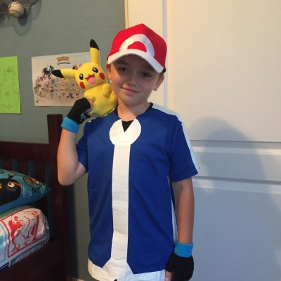 Pokemon Costume For Just $20