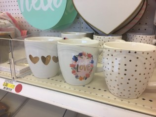 coffee mugs with hearts - 12 Candy Free Valentines For Classmates And Teachers
