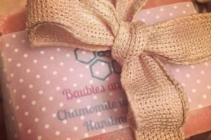 handmade soap - Mother's Day Gifts For Every Budget