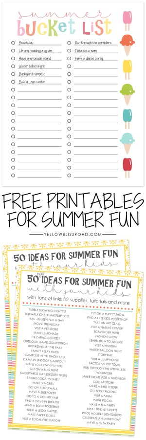 Summer-Bucket-List-with-100-Summer-Ideas
