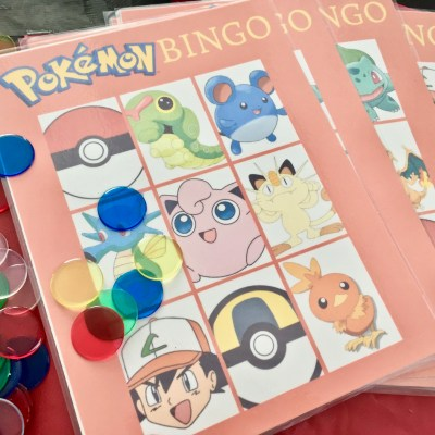 Pokemon Birthday Party Ideas & Printables