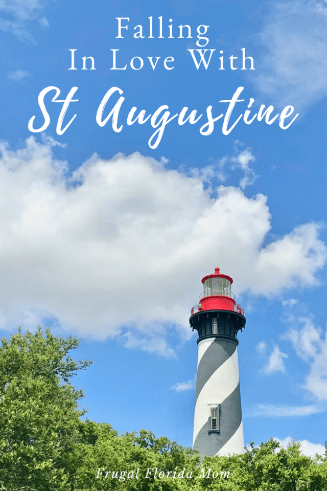 Falling In Love With St Augustine