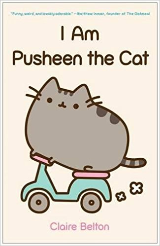 Pusheen book - Pusheen Gift Guide