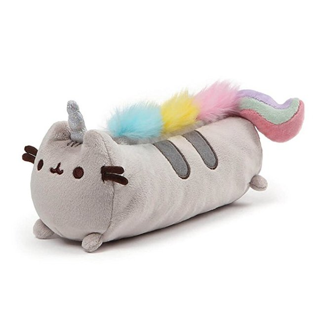 Pusheenicorn pencil case - Pusheen Gift Guide