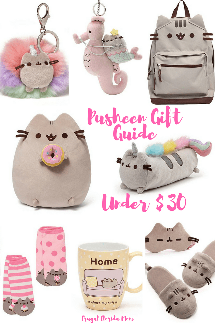 Pusheen Gift Guide