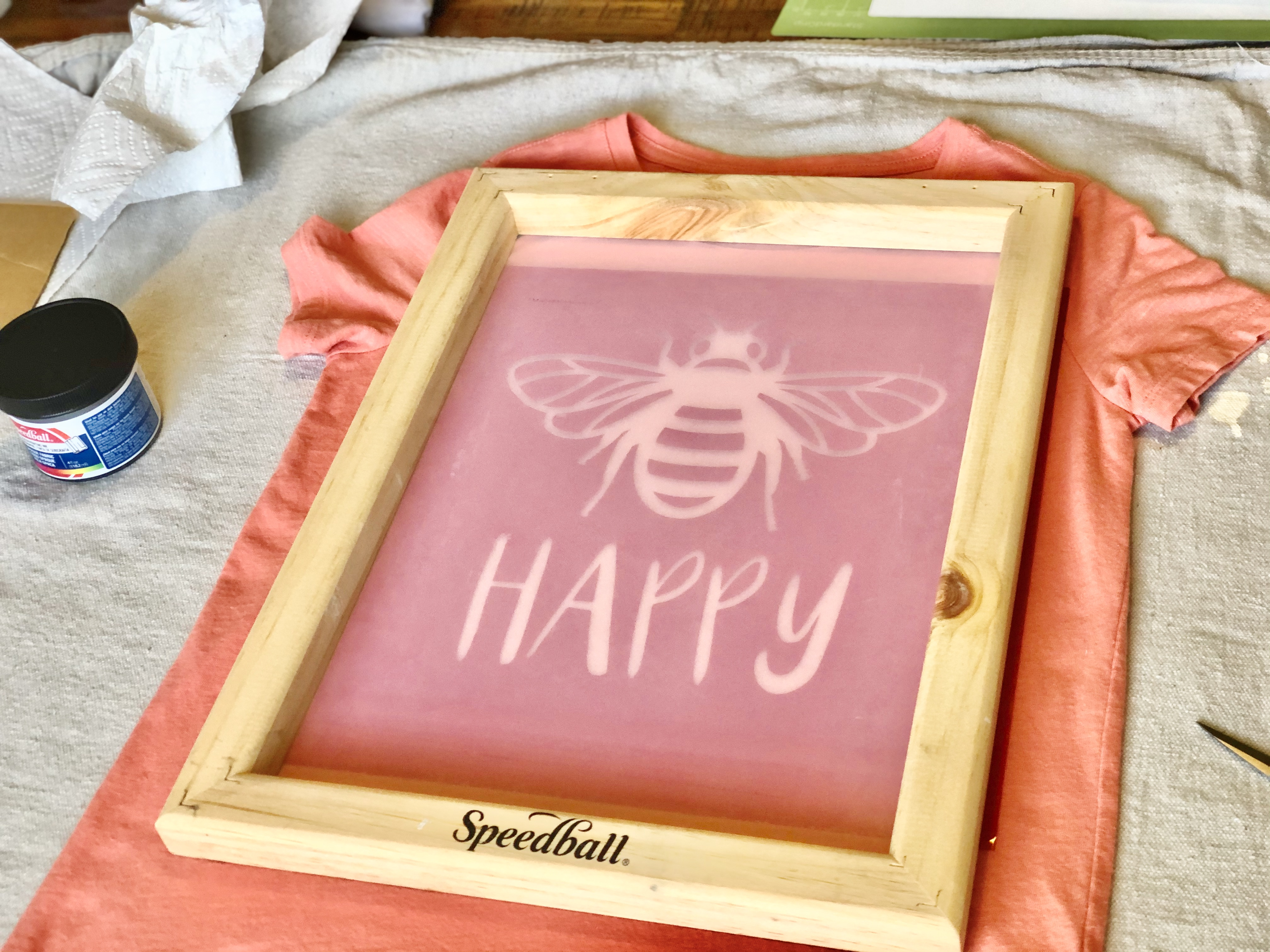 Screen Printing With Your Cricut Or Silhouette An Easy Diy Guide