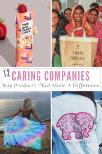 Caring Companies - Buy Products That Make A Difference