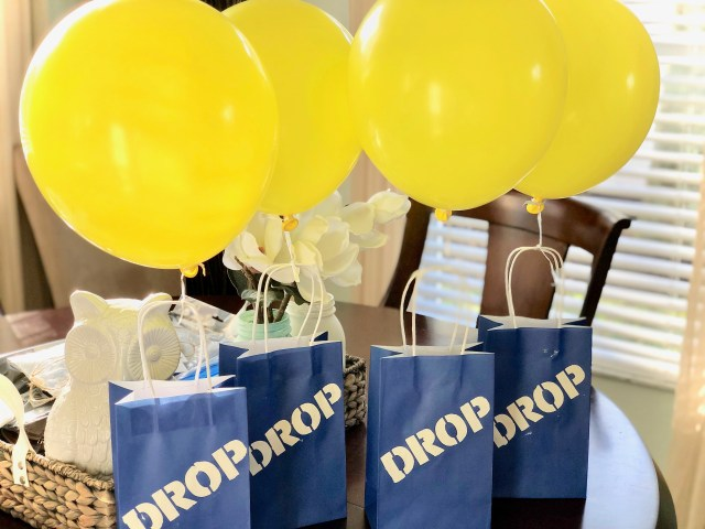 Supply drop goodie bags - Fortnite Birthday Party Ideas & Printables