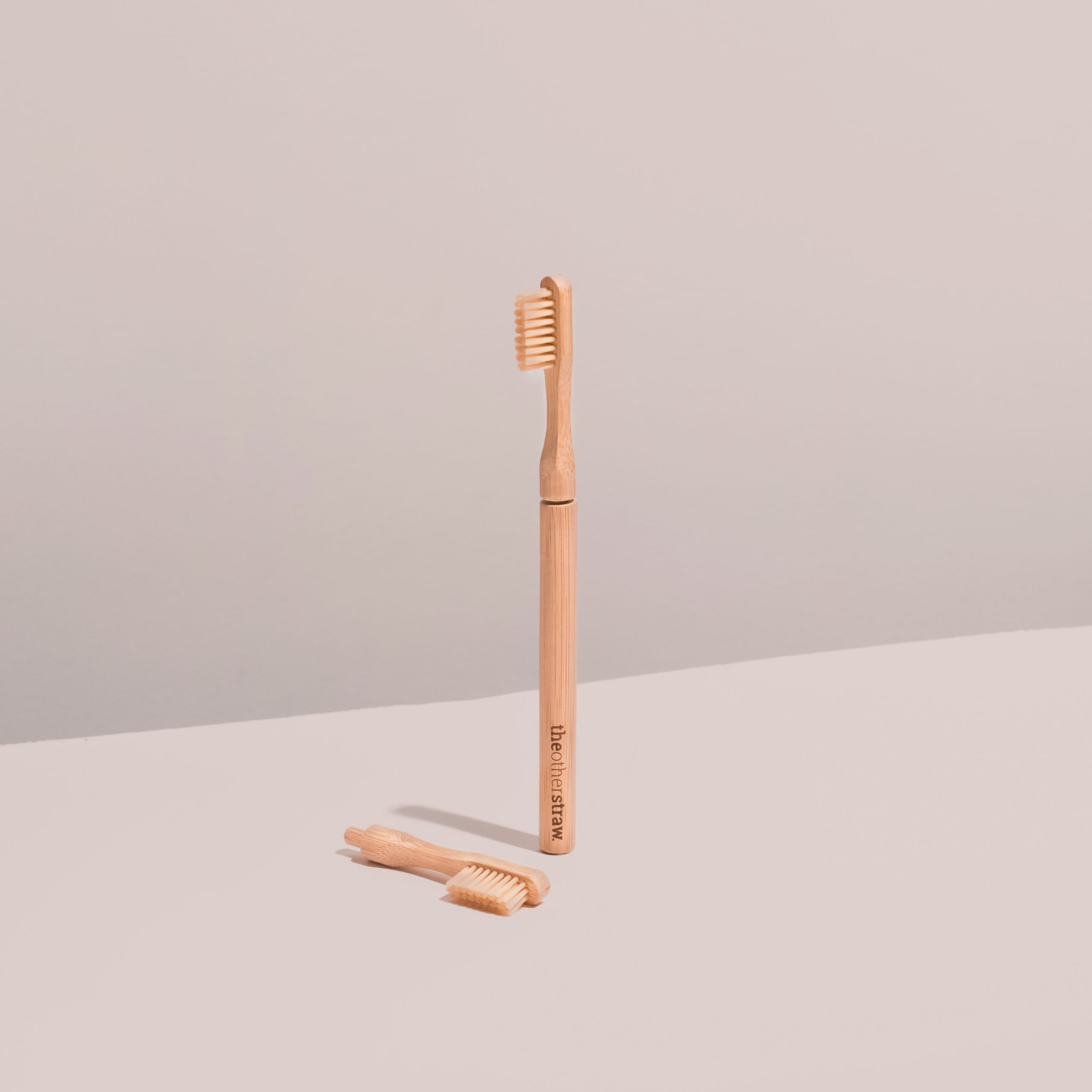 Act Like Its Earth Day Everyday - Bamboo toothbrush