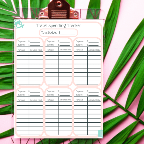 Travel Budget Tracker - How To Budget For A Great Travel Experience