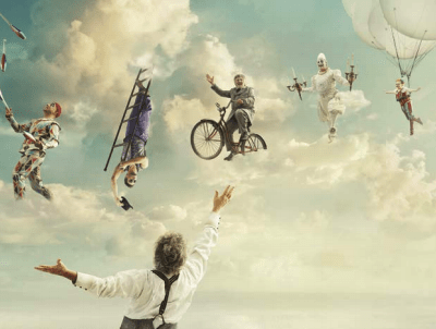 Why You Must See Cirque du Soleil's Corteo