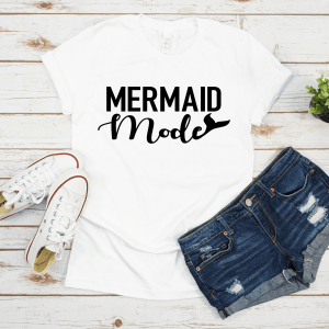 Mermaid Mode SVG File