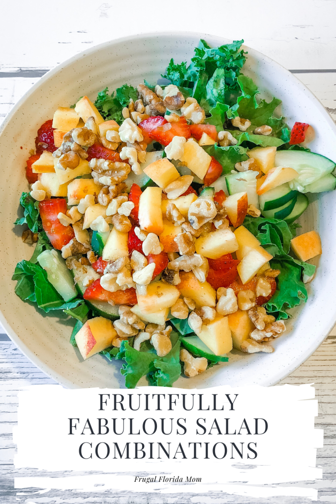 Fruitfully Fabulous Salad Combinations