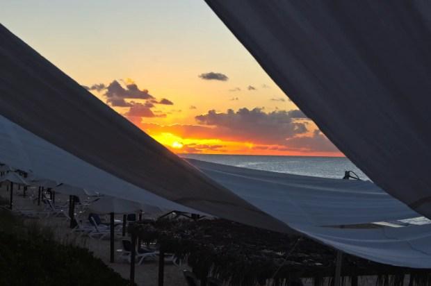 Club Med Columbus Isle Beach Bar