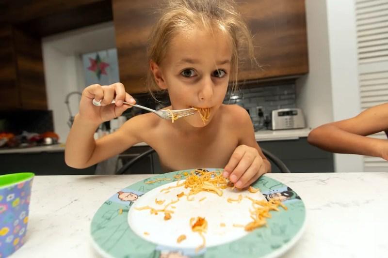 10 Meals under 10 minutes for kids