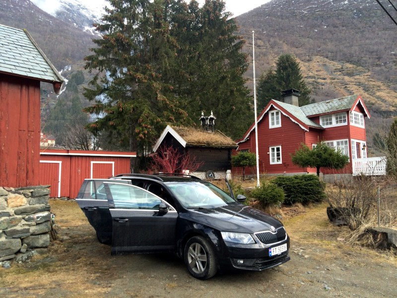 Airbnb in Norway
