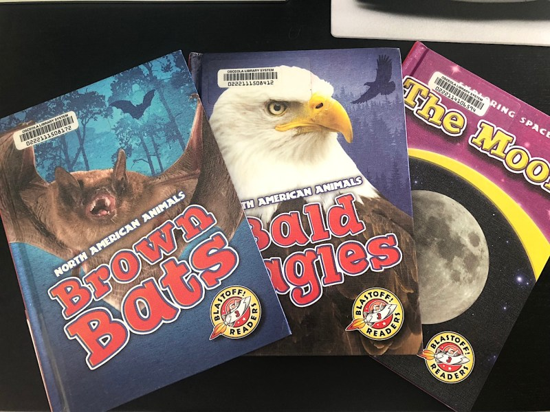 Give your kids level appropriate books to read to keep them excited about reading