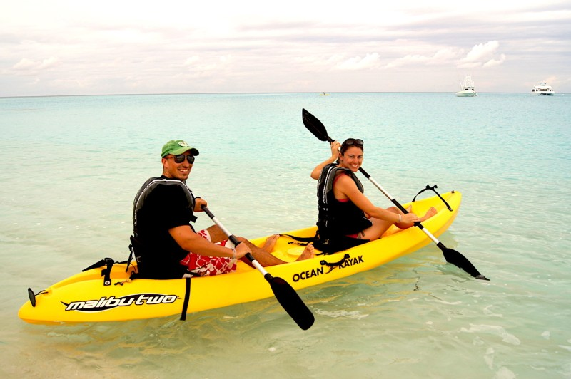 Couples can have a ton of fun at Club Med Resorts, whether looking for relaxation or an active stay!