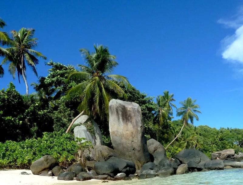 Anse Royale Beach on Mahe, Seychelles #Mahe #Seychelles #AnseRoyaleBeach #MaheBeach #SeychellesBeach