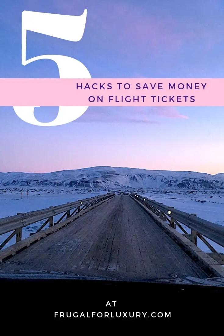 How to save money on flight tickets #frugaltravel #savemoney #TravelCheaper #cheapflight #saveonflights #travelhacks #traveltips