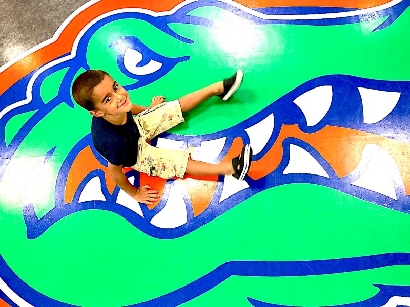 UF Reitz Union - 2-day itinerary for families in Gainesville, FL #gainesville #florida #tourofflorida #alachuacounty #gainesvilleFL #universityofflorida #UF #gogators #Gainesvillewithkids #gainesvilleitinerary