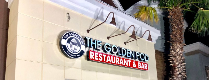 Add Sweetness to Date Night in Orlando, FL - at The Golden Pod | Chocolate | Chocolate Bar | #thegoldenpod #orlando #orlandorestaurants #visitOrlando #OrlandoEats #OrlandoFood #BestRestaurants #FamilyTravel