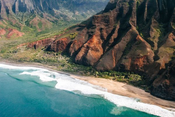 Epic Of Kauai' Na Pali Coast & Kalalau Trail
