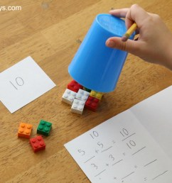 LEGO Activities for First Grade Math - Frugal Fun For Boys and Girls [ 1000 x 1500 Pixel ]