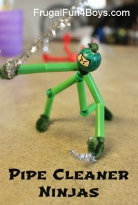 make things out of pipe cleaners wonder how to make things ...