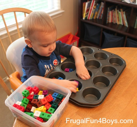 10+ Activities For Busy Toddlers  Frugal Fun For Boys And